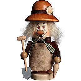 Smoker  -  Minignome Gardener  -  14,5cm / 5.7 inch