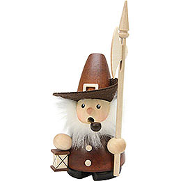 Smoker  -  Nightwatchman Natural  -  10cm / 4 inch