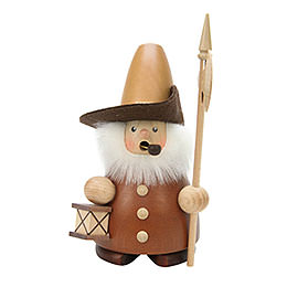 Smoker  -  Nightwatchman Natural  -  17cm / 7 inch