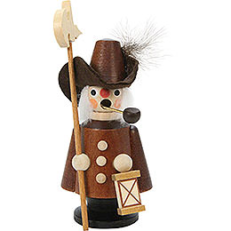 Smoker  -  Nightwatchman Natural Colors  -  10,5cm / 4 inch