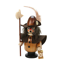 Smoker  -  Nightwatchman Natural Colors  -  11cm / 4 inch