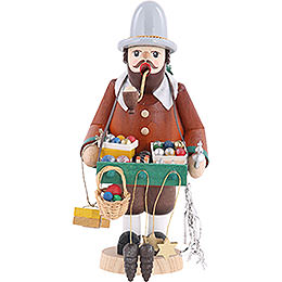 Smoker  -  Ornament Salesman  -  18cm / 7 inch