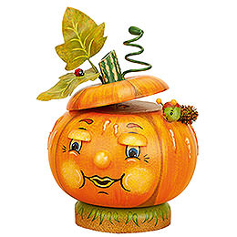Smoker  -  Pumpkin Orange  -  12cm / 5 inch