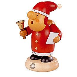 Smoker  -  Santa Claus  -  16cm / 6 inch