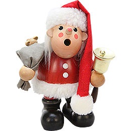 Smoker  -  Santa Claus  -  17,5cm / 7 inch