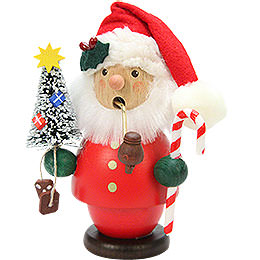 Smoker  -  Santa Claus Red  -  13cm / 5 inch