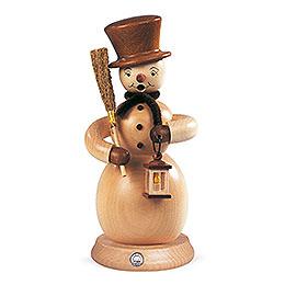 Smoker  -  Snowman  -  23cm / 9 inch
