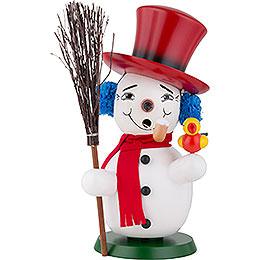 Smoker  -  Snowman  -  50,0cm / 20 inch