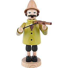 Smoker  -  Violin Player  -  18cm / 7 inch