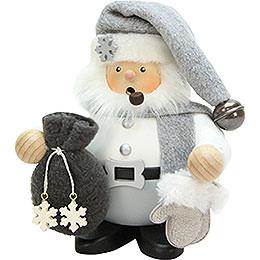 Smoker  -  Weihnachtsmann Grey  -  15cm / 6 inch