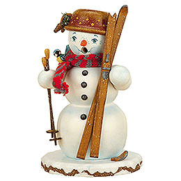 Smoker  -  Winterchild Snowman  -  20cm / 8 inch
