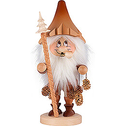 Smoker  -  Woodman  -  32,5cm / 13 inch