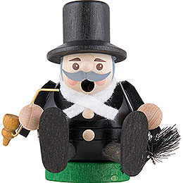 Smoker mini  -  Chimney Sweep  -  8cm / 3.1 inch