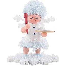 Snowflake Artist  -  5cm / 2 inch