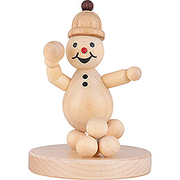 "Snowman  -  Junior ""Snowball Thrower""  -  8cm / 3.1 inch"