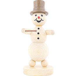 Snowman Musician Conductor  -  12cm / 4.7 inch