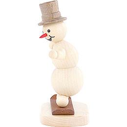 Snowman Snowboard  -  12cm / 4.7 inch