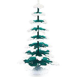 Spruce  -  Green - White  -  11cm / 4.3 inch