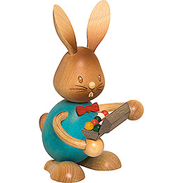 Stupsi Hase mit Eierschachtel  -  12cm