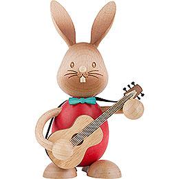 Stupsi Hase mit Gitarre  -  12cm