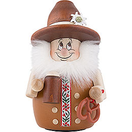 Teeter Gnome Bavarian Natural  -  12,5cm / 5 inch