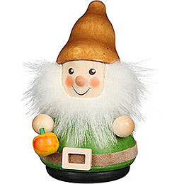 Teeter Man Dwarf with Apple  -  8cm / 3.1 inch