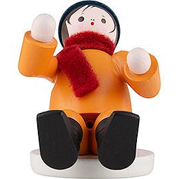 Thiel Figurine  -  Slider  -  coloured  -  4cm / 1.6 inch