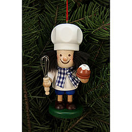 Tree Ornament  -  Baker  -  10,8cm / 4 inch