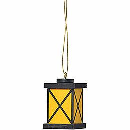 "Tree Ornament  -  ""Lantern""  -  4cm / 1.6 inch"