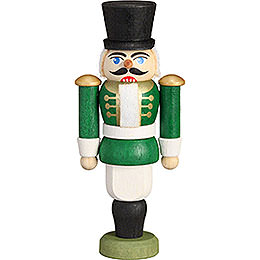 Tree Ornament  -  Nutcracker  -  Hussar Green  -  9cm / 3.5 inch