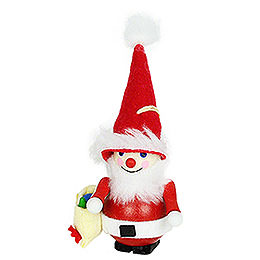 Tree Ornament  -  Santa  -  9cm / 3.5 inch