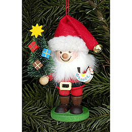 Tree Ornament  -  Santa Claus  -  10,5cm / 4 inch