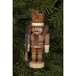 Tree Ornament  -  Soldier Natural  -  10,5cm / 4 inch
