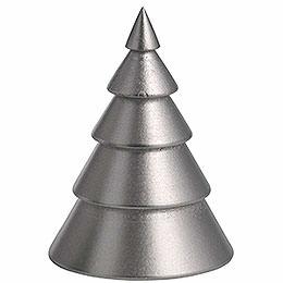 Tree Silver  -  8cm / 3.1 inch