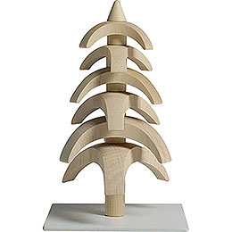 Twist Tree  -  White Beech  -  11,5cm / 4.5 inch