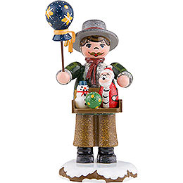 Winter Children Toy Salesman  -  8cm / 3 inch